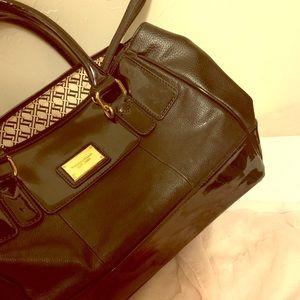 Tig black purse